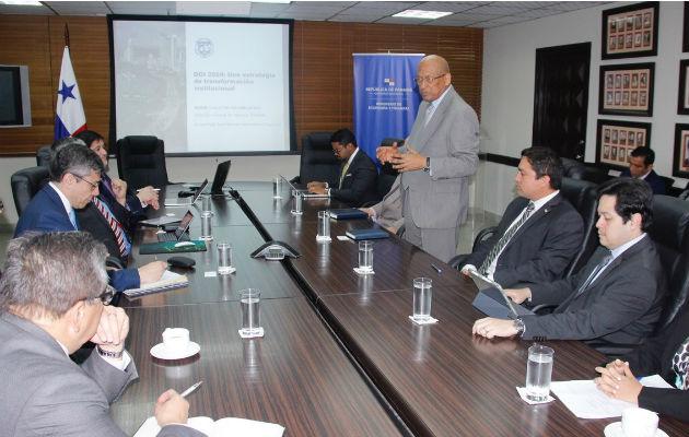 DGI busca mejorar la administración tributaria