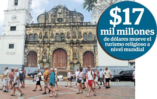 Panamá no está lista para promover el turismo religioso