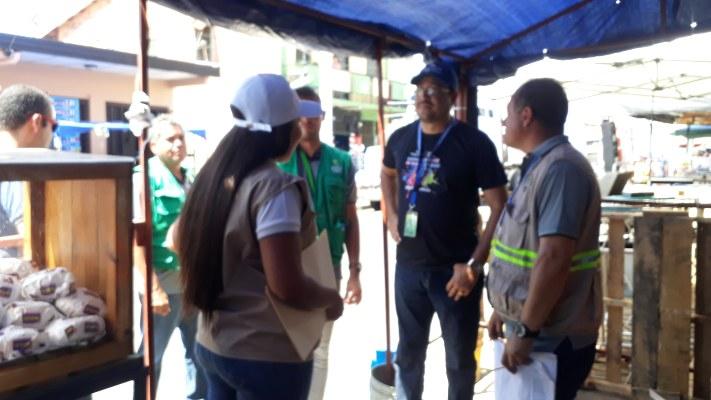 En Herrera las autoridades de salud mantienen la vigilancia a viajeros