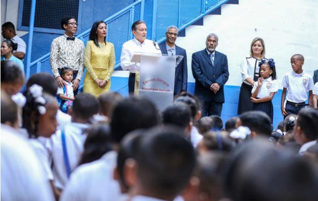 Más de  877 mil estudiantes iniciaron el año lectivo 2020 a nivel nacional
