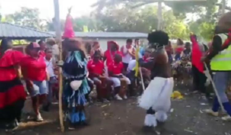 Cierre de la temporada Congo en Chilibre