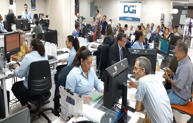 DGI extiende horario de atención al público por culminación de la Amnistía Tributaria