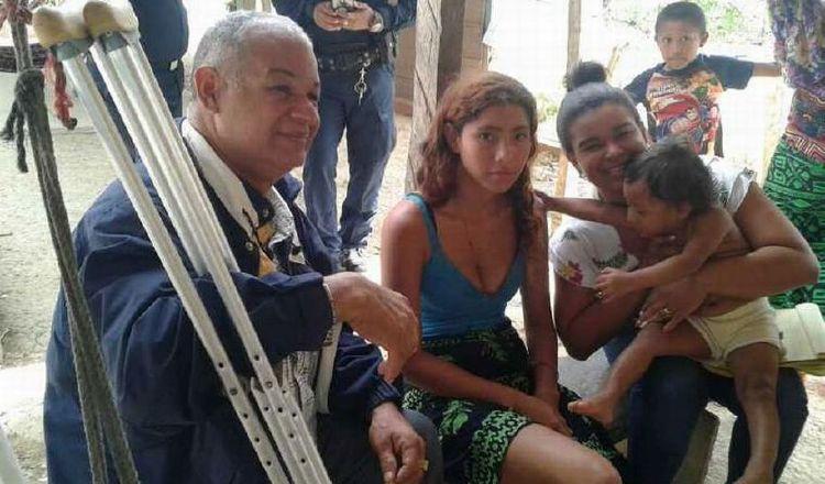 Padres de Mónica Serrano se reúnen con procurador