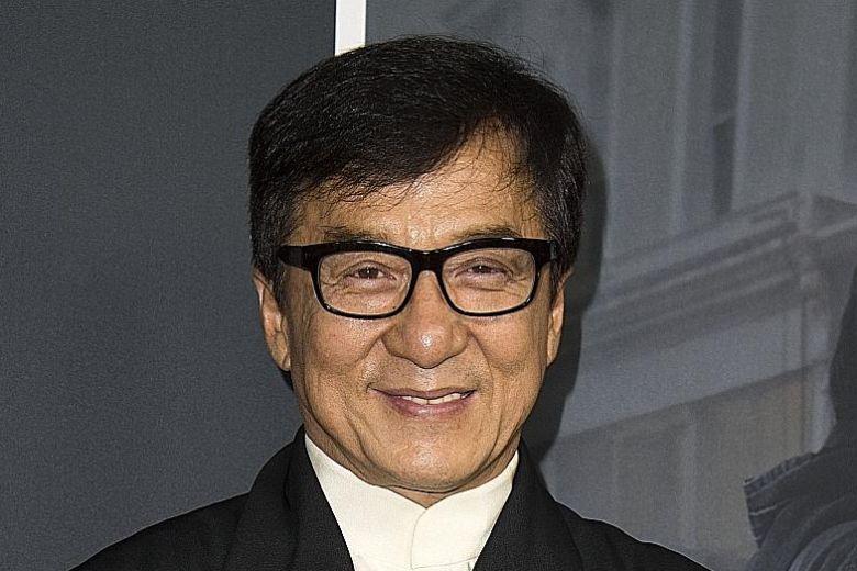Jackie Chan rompe el silencio sobre su estado de salud