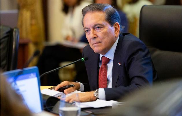 Laurentino Cortizo anuncia que nuevo ministro de Gobierno saldrá del PRD