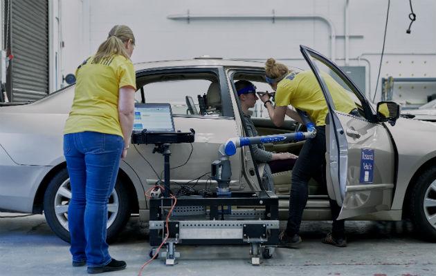 Mareo en vehículos autónomos es un reto