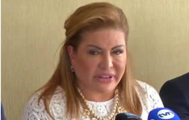 Alma Cortés denuncia posible encubrimiento del presidente de la Comisión de Credenciales Roberto Ábrego