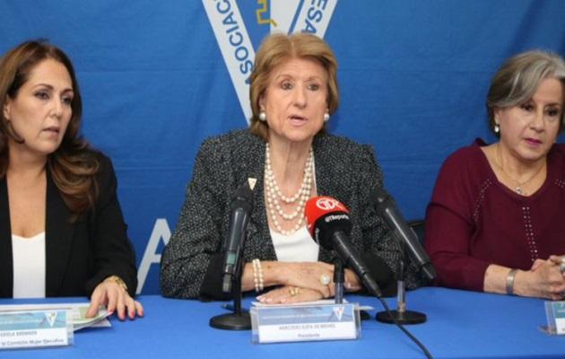 Apede: 'Sin  mujeres no se pueden lograr los objetivos del desarrollo'