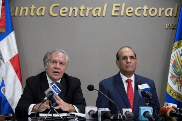 La OEA auditará los equipos que fallaron en los comicios municipales en República Dominicana