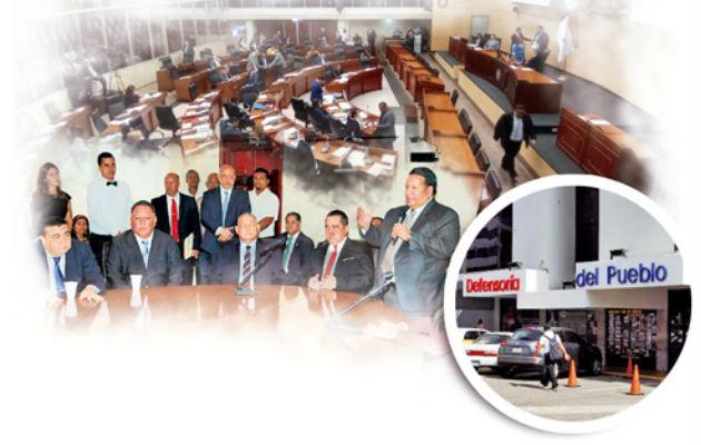 La bancada del PRD y Molirena definirá la selección del defensor del Pueblo