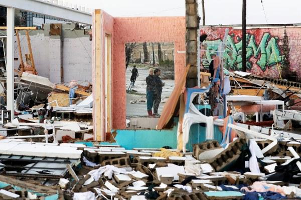 Al menos cinco muertos por el paso de varios tornados en el centro de Nashville, Estados Unidos