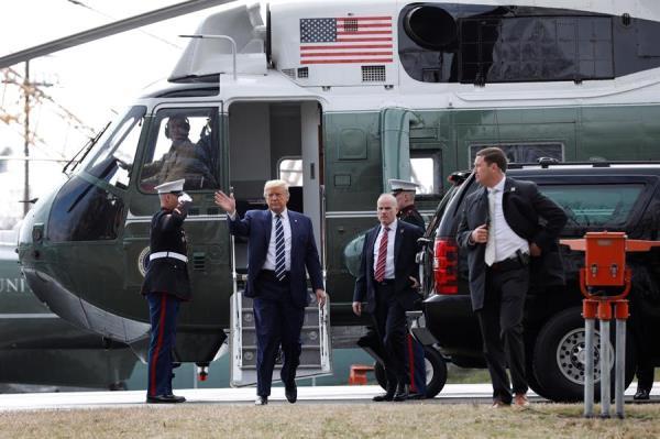 Donald Trump escala su guerra legal contra la prensa al demandar al Washington Post