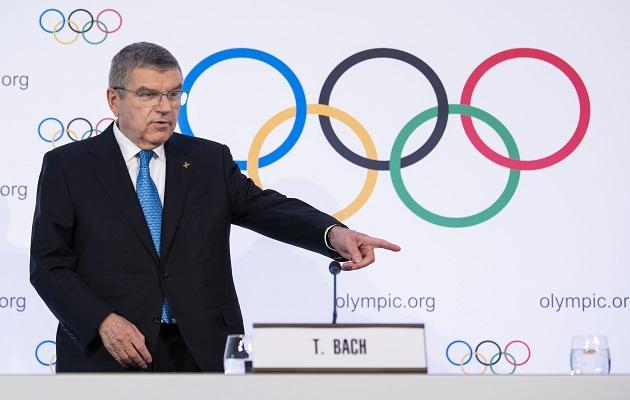Ni cancelar ni posponer Tokio 2020 están sobre la mesa, asegura Thomas Bach