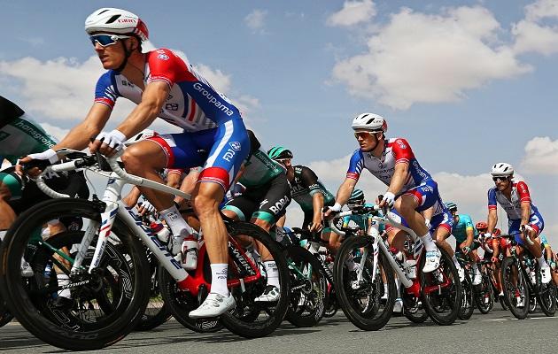 Seis personas  más vinculadas a tour de ciclismo se contagian con coronavirus