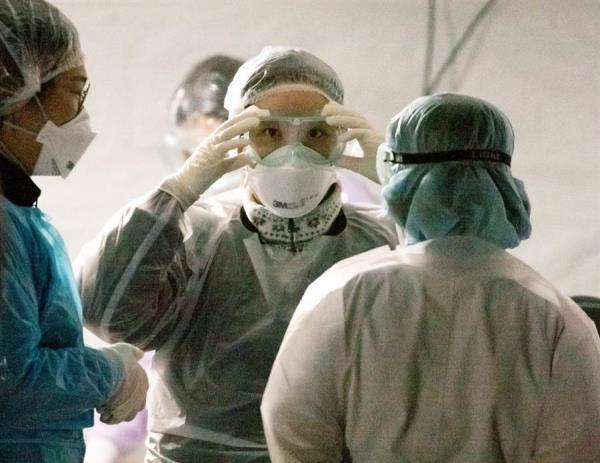 Reportan primer caso de coronavirus en una institución de la Unión Europea