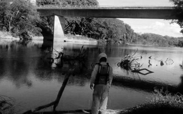 Las venas de la tierra de Urracá, el río Santa María