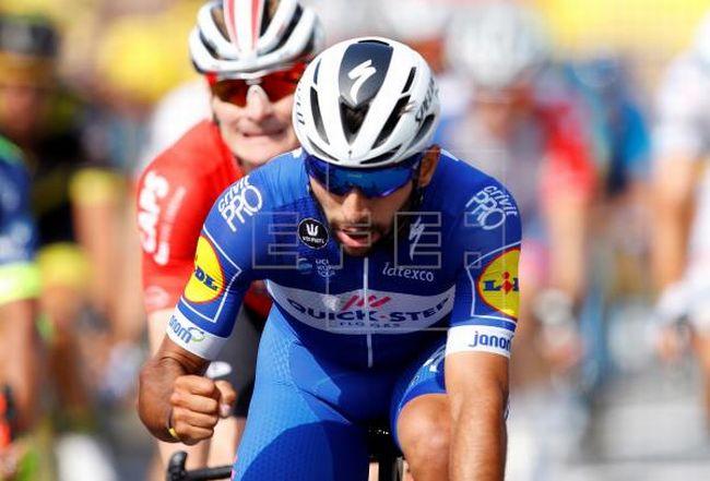 Ciclista colombiano Fernando Gaviria se habría contagiado de coronavirus