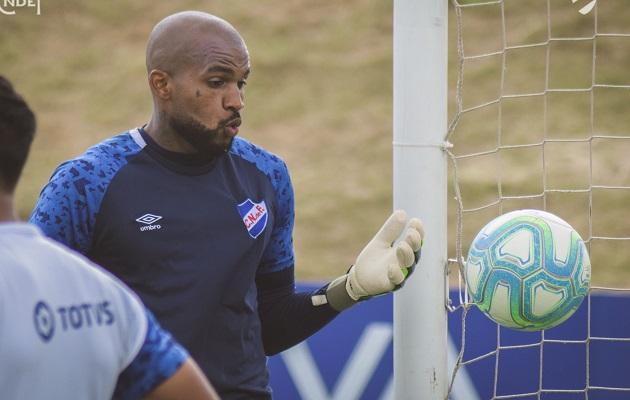 Luis Mejía, con una actuación para encumbrar en la Copa Libertadores