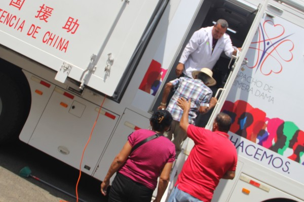 Salud sobre ruedas llega a comunidades apartadas de Herrera