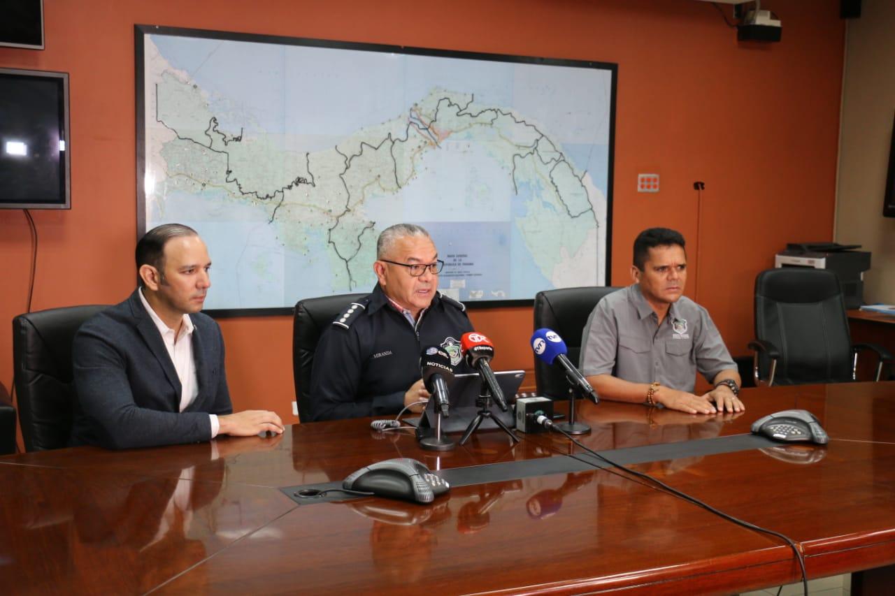 Policía Nacional desarticula laboratorio de drogas sintéticas en Betania