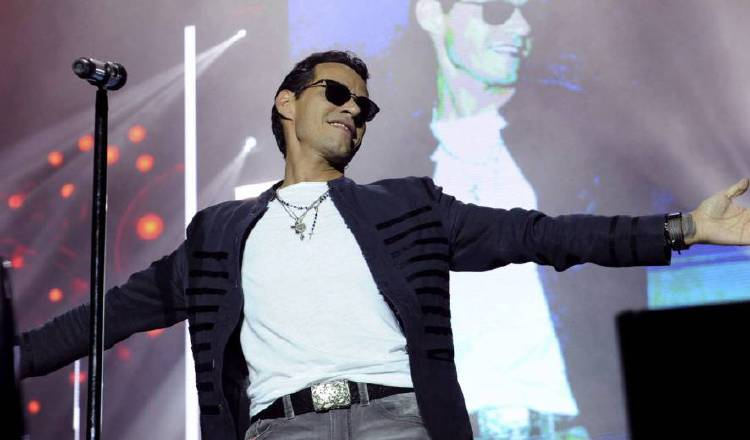 Marc Anthony aplaza su gira 'Opus'