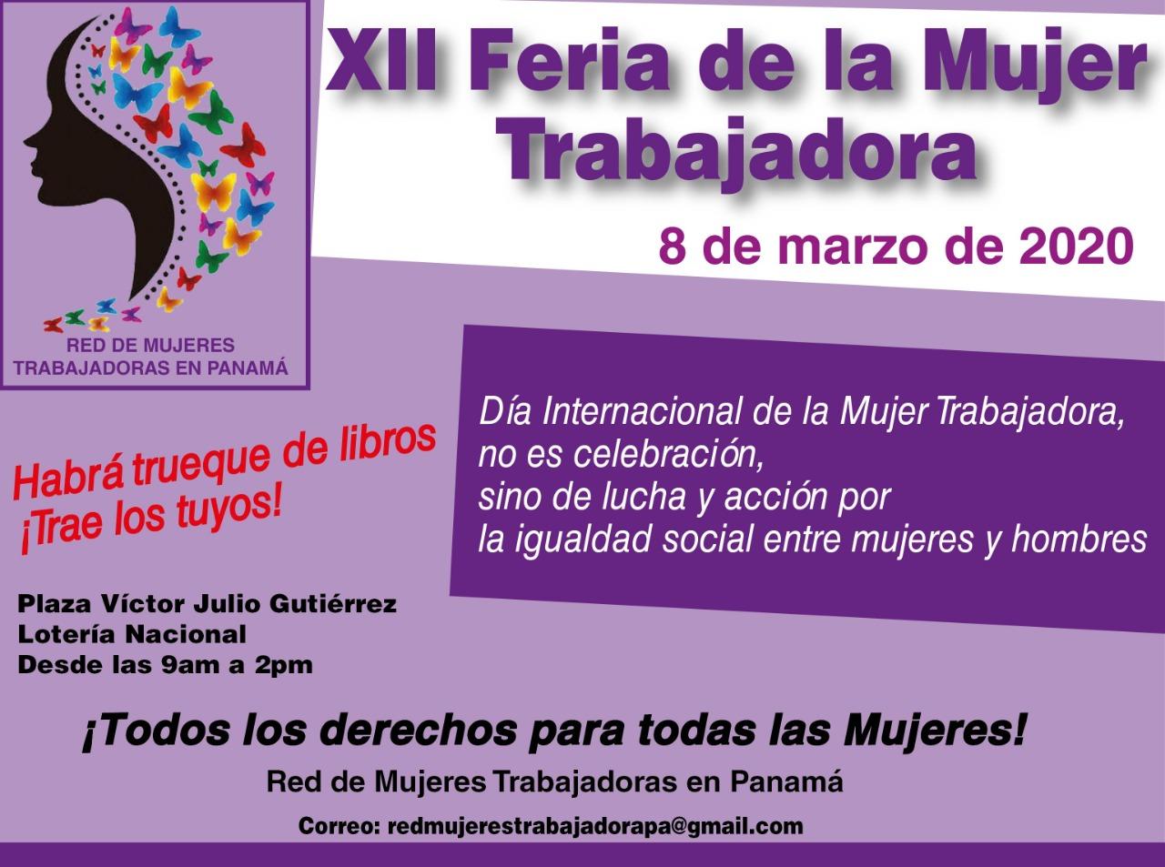 Participarán el Ministerio de Trabajo, el Instituto Nacional de la Mujer, la Defensoría del Pueblo, la Caja de Seguro Social, entre otros