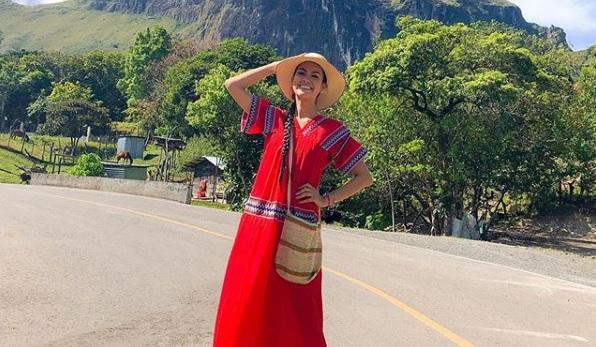 Rosa Iveth Montezuma celebra el aniversario de la comarca Ngäbe Buglé