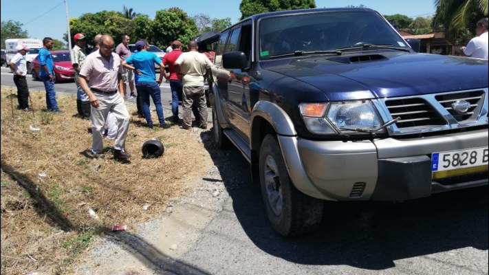 Motorizado pierde la vida en una colisión con una camioneta en Chiriquí