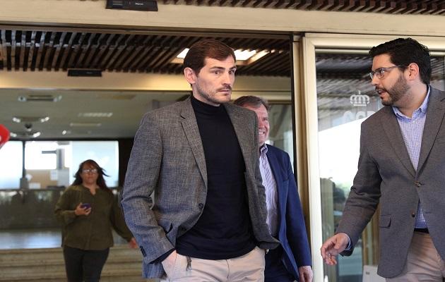 Iker Casillas va con todo por la presidencia de la Federación Española de Fútbol