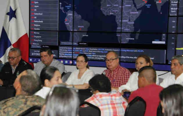 Panamá sigue libre de coronavirus