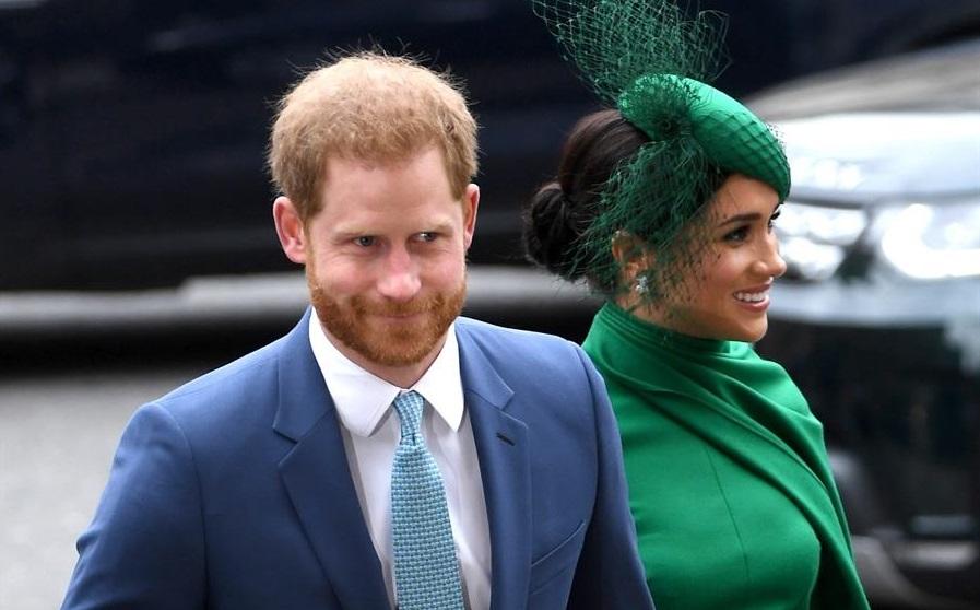 Harry y Meghan: Así vivieron su último acto como miembros de la realeza