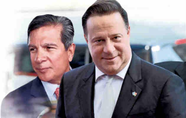 Zuleyka Moore con  el camino libre para investigar a los hermanos Juan Carlos y José Luis Varela