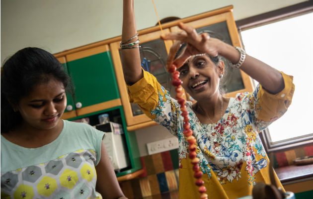 Cocina india preserva a la 'reina de encurtidos'