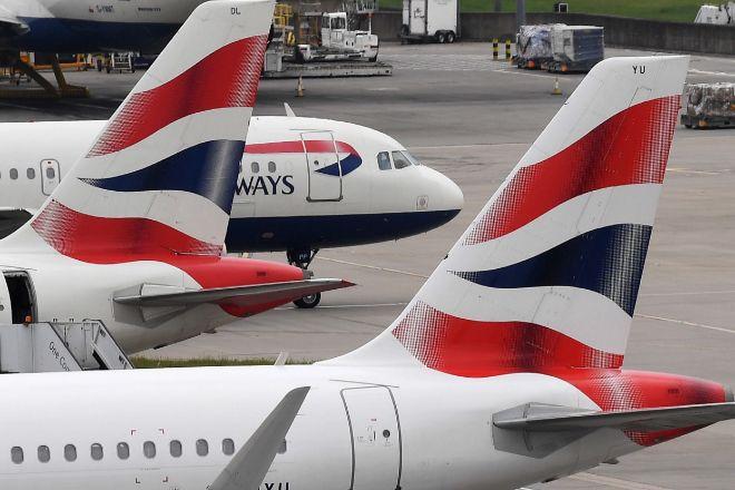 British Airways y Ryanair cancelan sus vuelos hacia y desde Italia