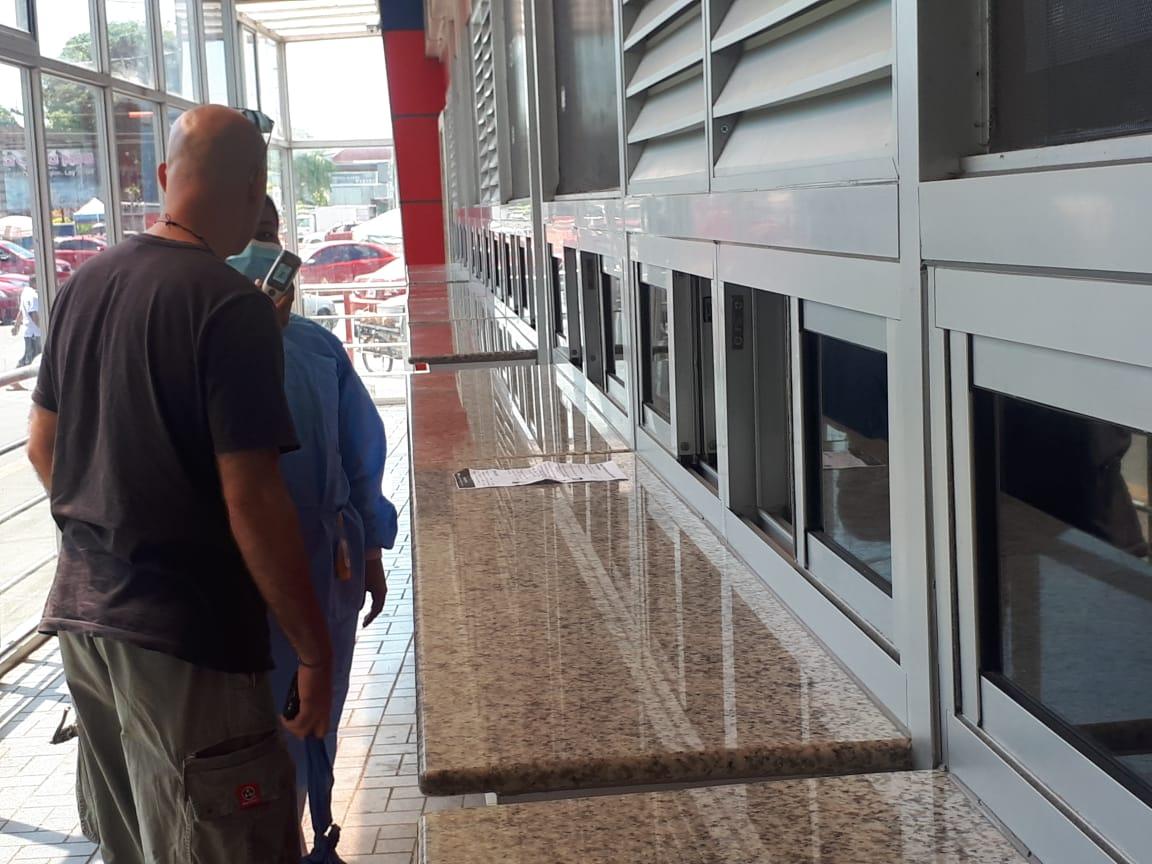 Senafront desplaza equipos de intervención rápida para prevenir Covid-19 en la frontera con Costa Rica