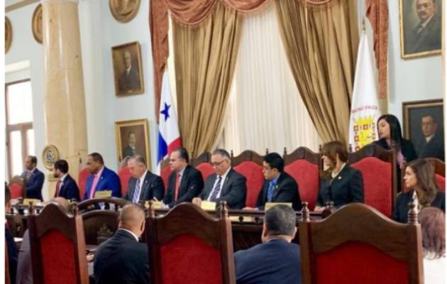 Consejo Municipal de Panamá aprueba recomendación de suspender consulta ciudadana por coronavirus (COVID-19)
