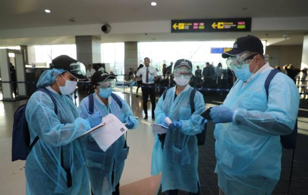 Protocolo de vigilancia del Minsa en el Aeropuerto de Tocumen, por brote mundial del coronavirus (COVID-19), fracasó