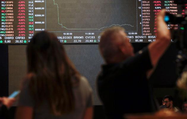 El Dow Jones se desploma un 10 por ciento, su peor caída desde el 'crash' de 1987