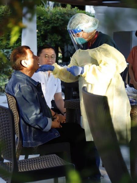 Duterte ordena el cierre de Manila para evitar propagación del coronavirus