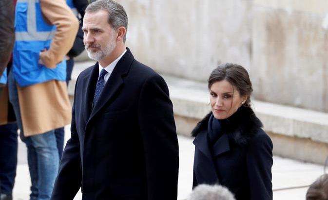 Los reyes de España se someten al test del coronavirus