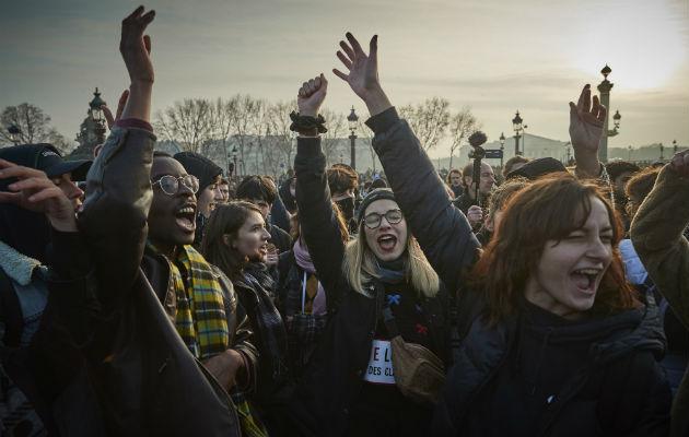 En Francia odian las reformas de Macron