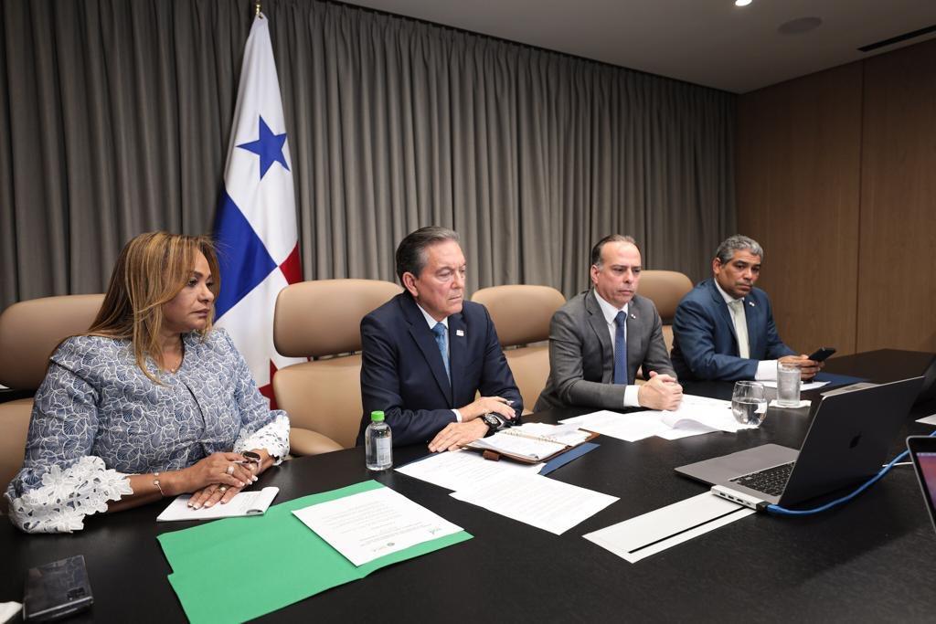 Coronavirus en Panamá: Laurentino Cortizo se reúne con jefes de Estado de la región  para definir estrategia ante COVID-19