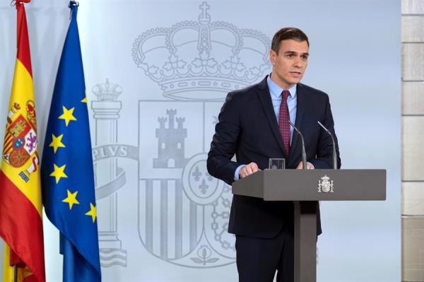 España en estado de alarma ante la extensión del coronavirus
