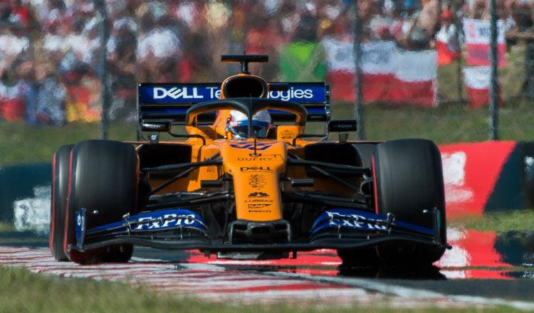Coronavirus frena los Grandes Premios de la Fórmula Uno
