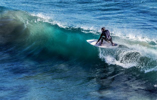 Los brasileños dominan el surf (por ahora)