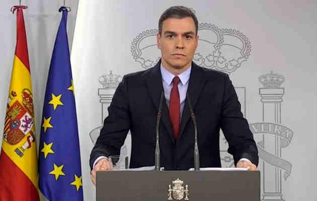 Coronavirus: España restringe la circulación de personas, cierra comercios y espectáculos