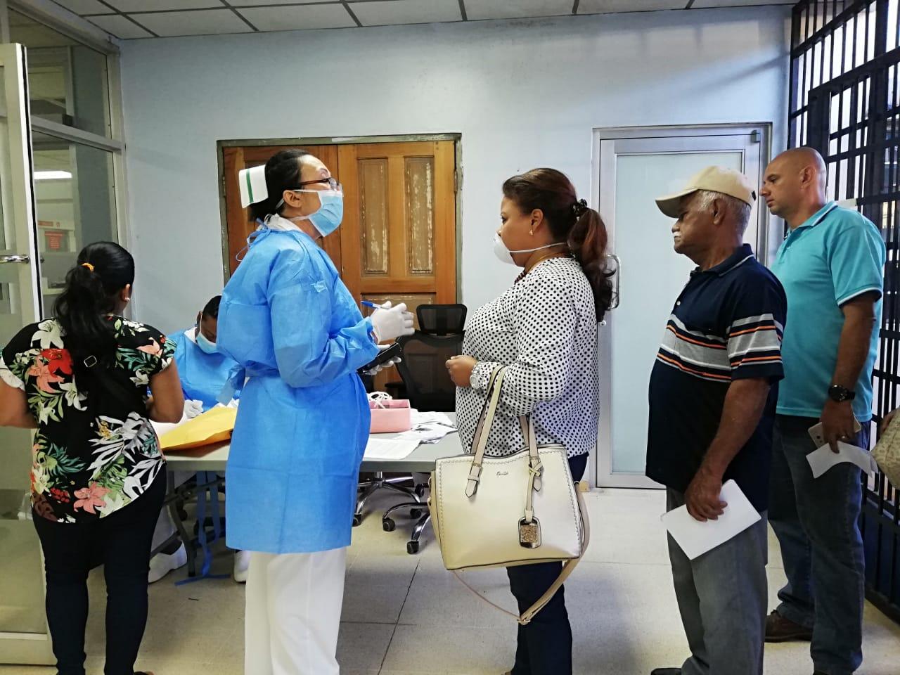 Coronavirus en Panamá: Varias personas en cuarentena en Chiriquí y Los Santos