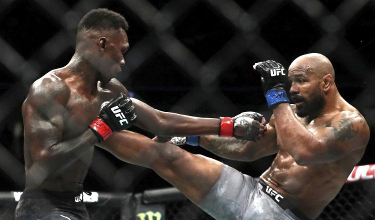 La UFC, determinada a pelear en medio de la pandemia de coronavirus