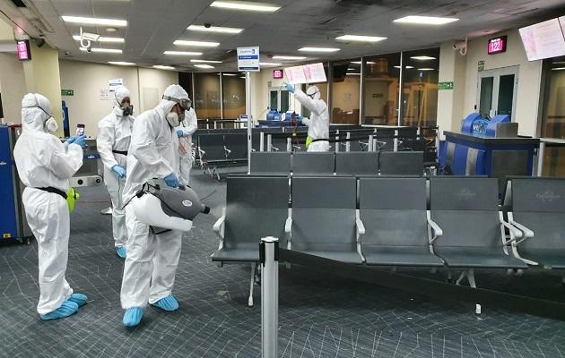 Coronavirus en Panamá: Se restringe ingreso al país de personas no nacionales y no residentes en Panamá