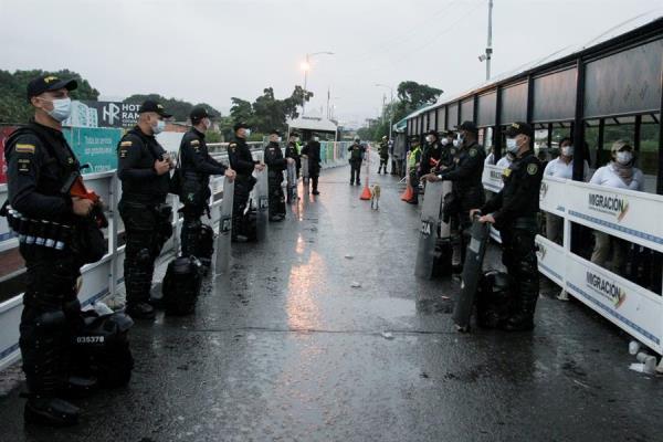 A partir de este lunes Colombia no permitirá el ingreso de extranjeros